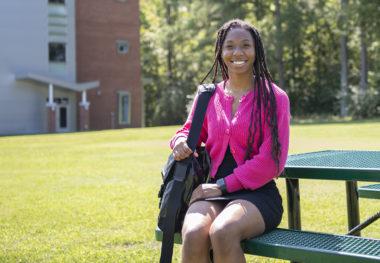 Statesman Scholar Jamaica Jones