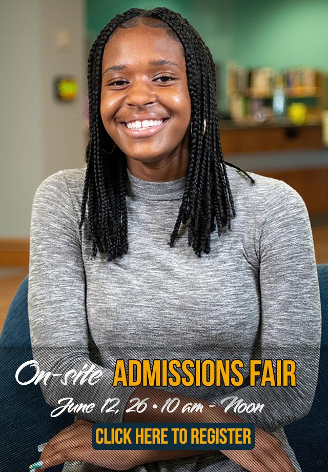 Admissions Fair