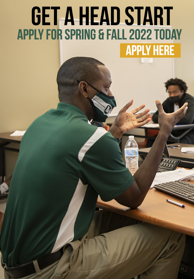 SPRING FALL 2020 ADMISSIONS