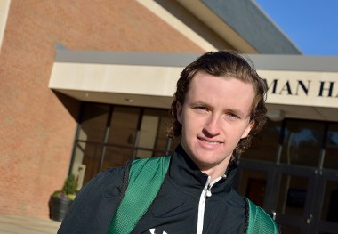 Meet RBC Honors Student & Golf Captain, Sam Smith