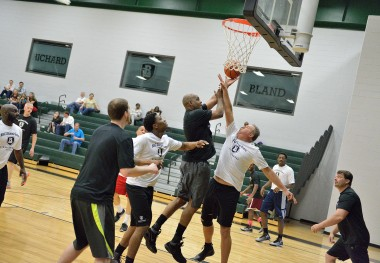 April 8, 2017 - 3rd Annual Alumni Basketball Game