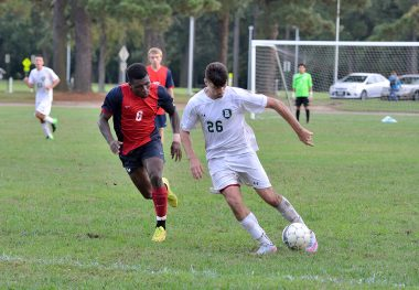September 6, 2016 - Men's Soccer vs. Louisburg College