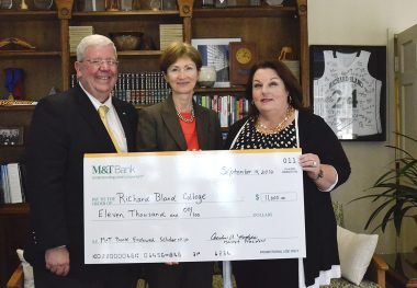 M&T Funds Scholarship at Richard Bland College of William & Mary