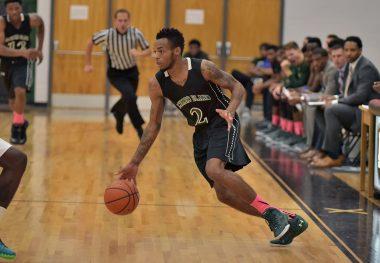 November 1, 2016 - Richard Bland Basketball vs Northern Virginia Community College