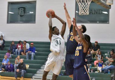 December 10, 2016 - Richard Bland Basketball vs Guilford Tech Community College