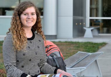 Meet Statesman Scholar Amber Ange