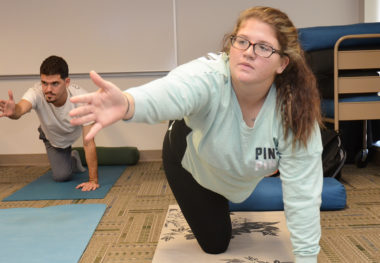 March 28, 2017 - Free Yoga Classes