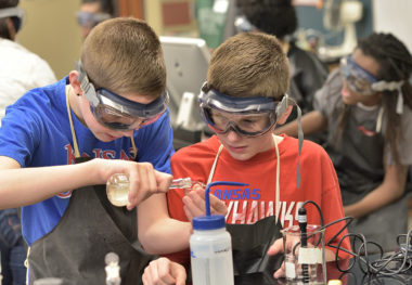 Richard Bland College of William & Mary Hosts Virginia STEAM Academy