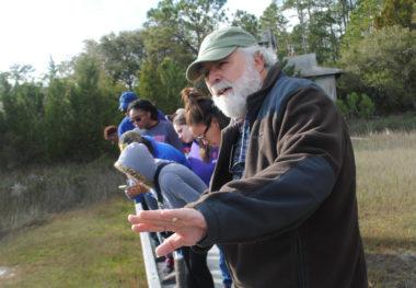 Richard Bland College & VSU Students Explore Coastal Waters During Spring Break