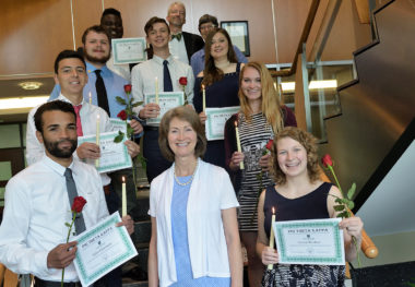 Richard Bland College of William & Mary Announces Honor Society Inductees